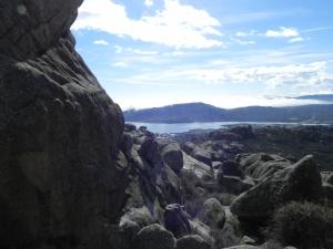 Vistas desde la Cueva del Ave María