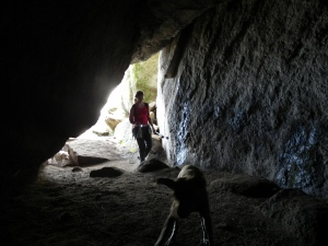 Cueva del Ave María de La Pedriza