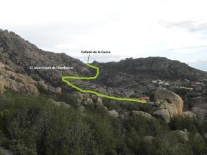 Primera parte de la ruta