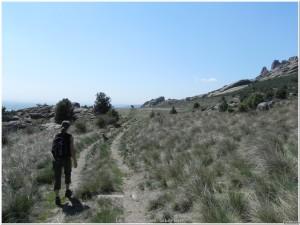 Hacia las praderas