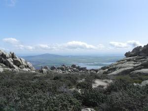 Vistas desde las praderas