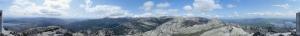 Panorama desde el Yelmo