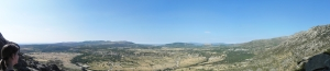 Vistas del Boalo, Mataelpino, la Maliciosa