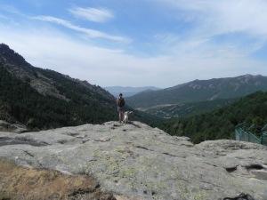 Cuerda de las Milaneras y Sierra de los Porrones