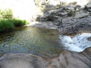 Poza del arroyo de los Hoyos