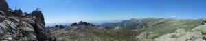 Vistas desde el Alto de Matasanos