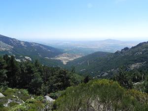 Vistas de la Hoya de San Blas