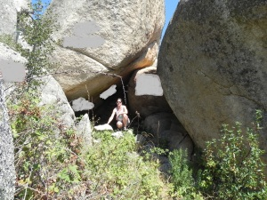 Cueva de la Paz