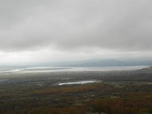 Vistas desde lo alto del Cerro de la Berrocosa