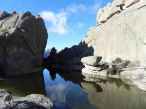 La Lagunilla del Yelmo de la Pedriza