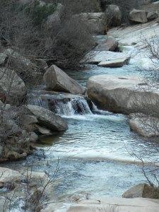Pozas del río Manzanares