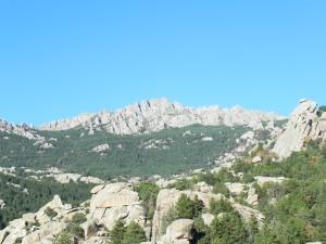 Las Torres de La Pedriza